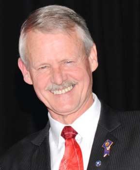 Ian Scott AM District Governor District 9685
